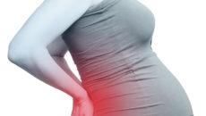 На 29 неделе беременности болит поясница