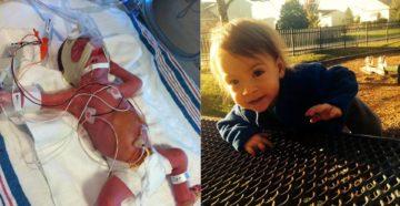 Родился ребенок на 27 неделе беременности