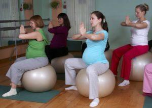 Комплекс упражнений лфк при беременности 3 триместр перед родами