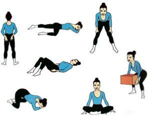 Гимнастика при беременности 3 триместр