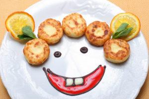 Рецепт сырники из творога для детей