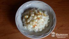 Рисовая каша на воде рецепт для детей