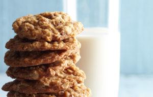 Домашнее печенье для кормящей мамы