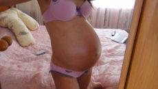 Тянет поясницу и низ живота 33 недели беременности