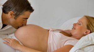 Оргазм на 38 неделе беременности