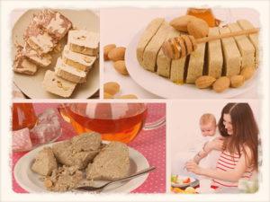 Что можно кормящей маме из сладостей